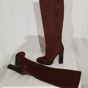 Boots leather upper